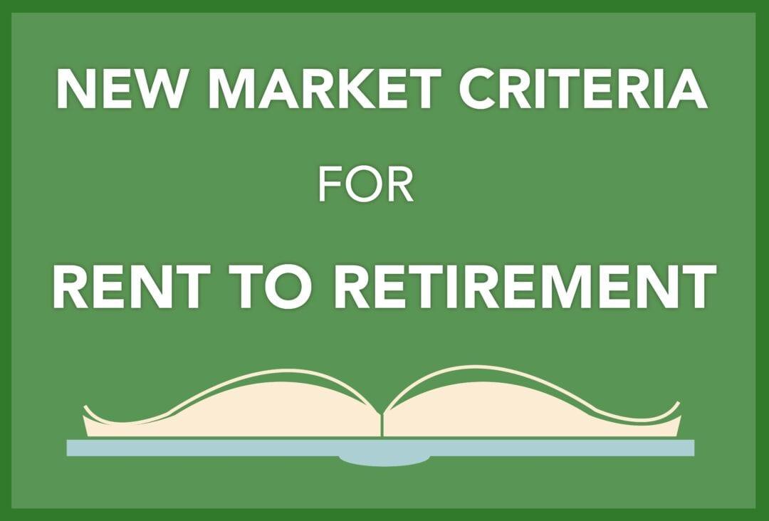 Rent To Retirement
