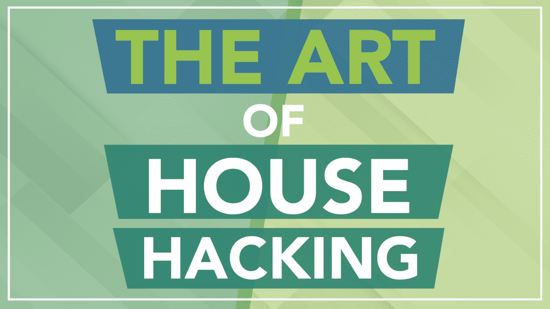 The art of house hacking banner