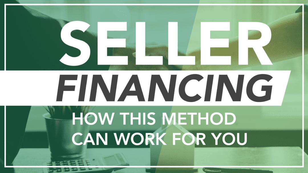 Seller financing banner