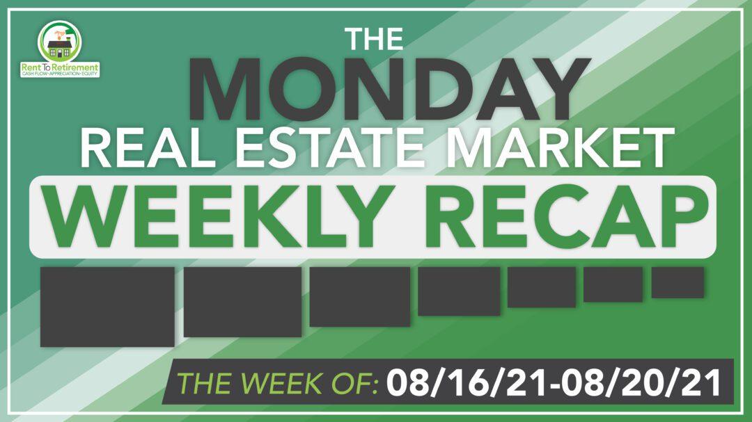 Weekly recap banner